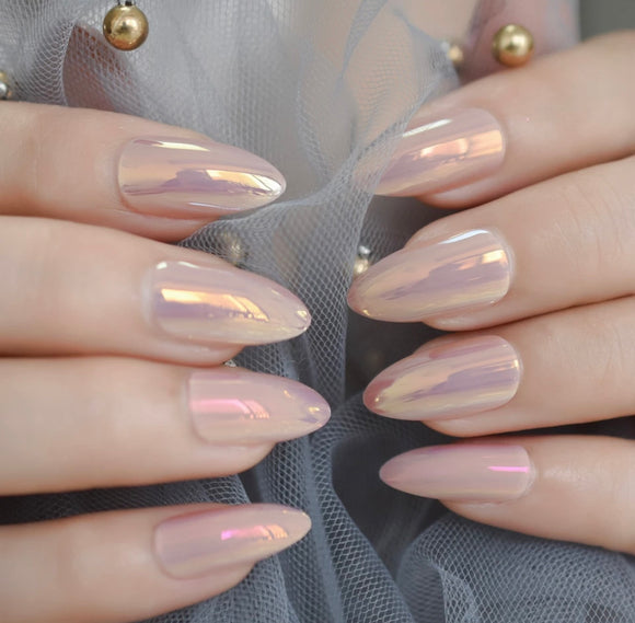 Peach Hologram