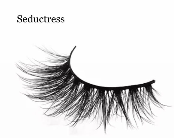 Seductress - Mink Eyelashes