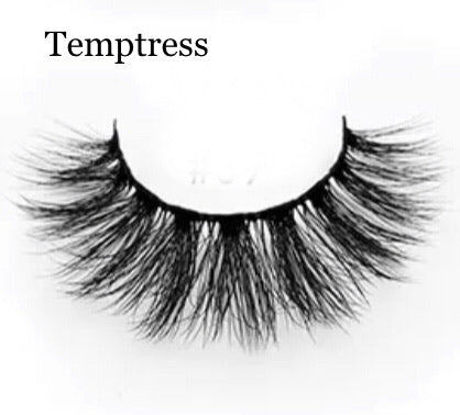 Temptress - Mink Eyelashes