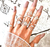 Gypsy Queen - Mani Accent Ring Set