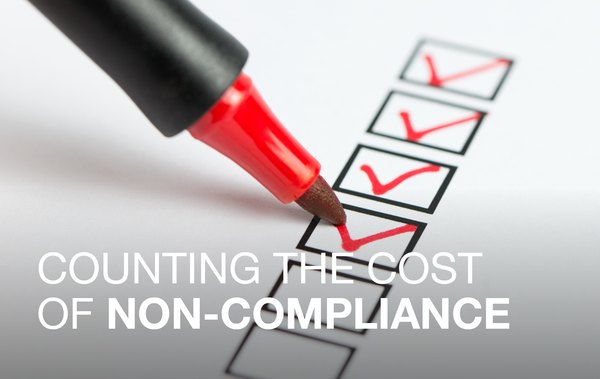 Counting the cost of non-compliance