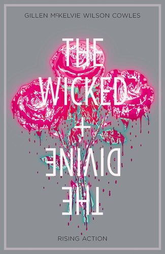 WICKED & DIVINE TP VOL 4 RISING ACTION