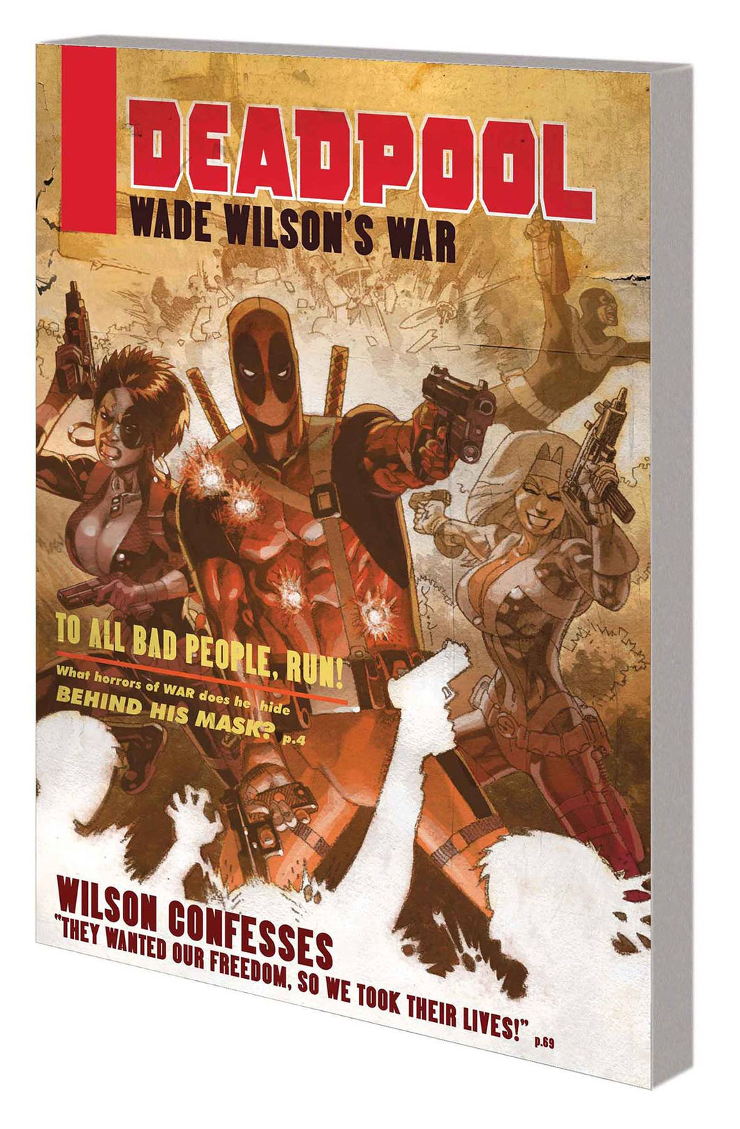 DEADPOOL CLASSIC TP VOL 17 HEADCANON