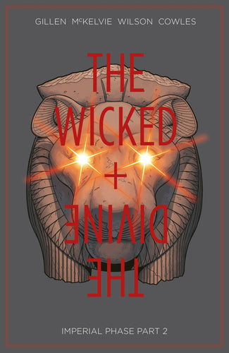 WICKED & DIVINE TP VOL 6 IMPERIAL PHASE PART 2