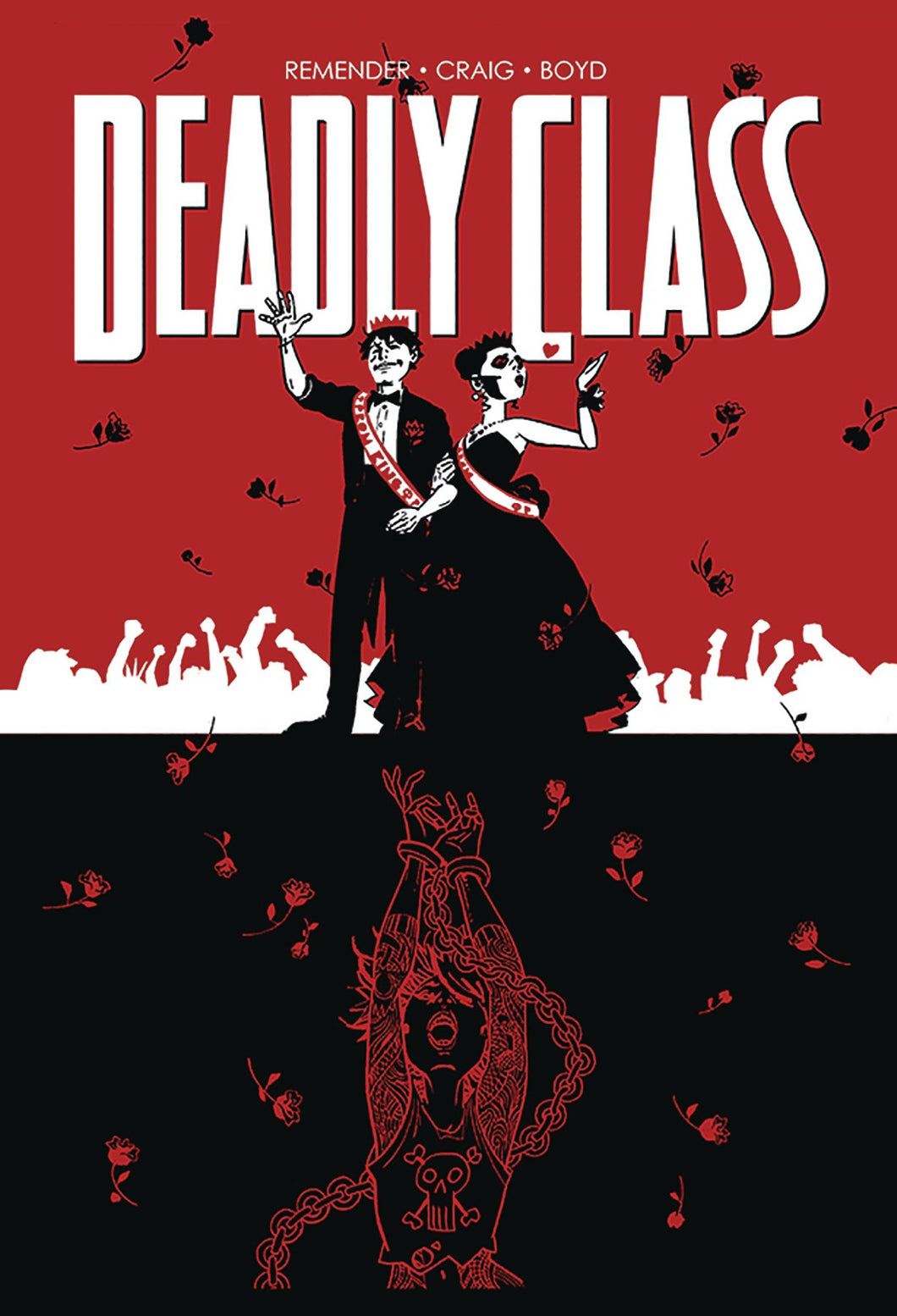 DEADLY CLASS TP VOL 08 NEVER GO BACK