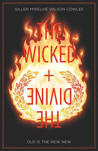 WICKED & DIVINE TP VOL 8 OLD IS THE NEW NEW