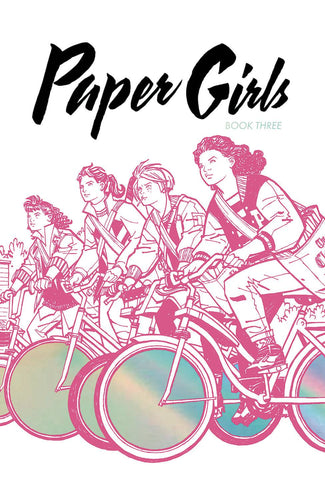 PAPER GIRLS DLX ED HC VOL 3