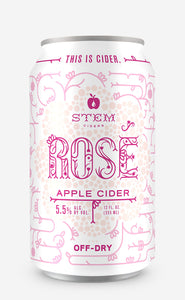 Stem Rose 12 Oz.
