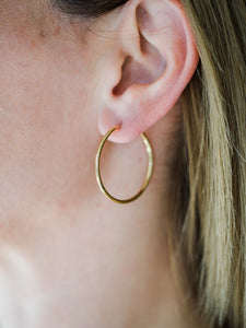 Everyday Medium Hoops