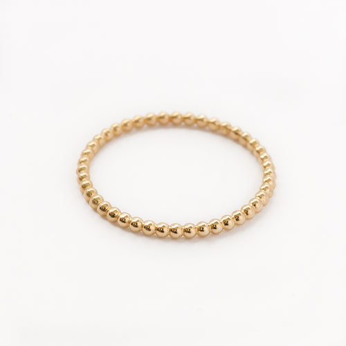 Ulta Fine Bead Ring