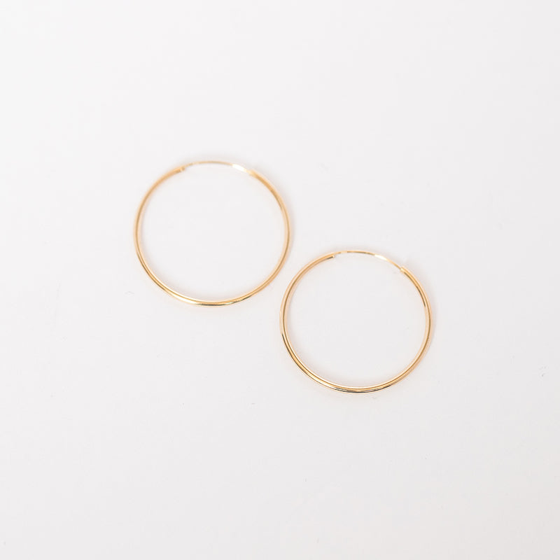 Lightest Small Hoops V