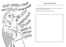Load image into Gallery viewer, Ben Gore Grime Activity Book