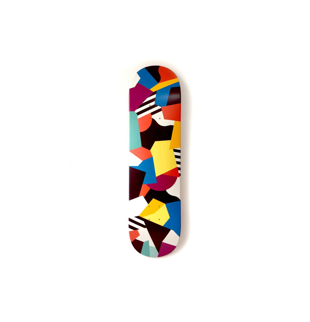 Mark McClure Colour Skatedeck