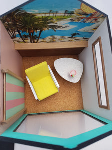 Tiny Scenic Beach Hut: Book now for Summer 2021