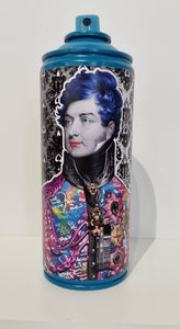 The Postman Spray Cans Prince Regent