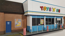 Load image into Gallery viewer, 96togo 'Toys r us' Replica Storefront 1:24 scale