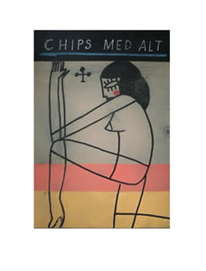 David Bray - Chips Med Alt Original