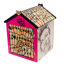 Load image into Gallery viewer, Chum101 Beach Hut: Little Rich Hut (Shrine to the rock n roll divine)