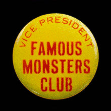 Load image into Gallery viewer, Eelus - Famous Monsters Club - Hand Painted Edition unframed