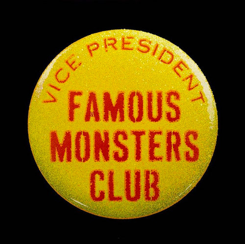 Eelus - Famous Monsters Club - Hand Painted Edition unframed