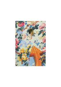 Liz Pounsett - Flower Skirt print