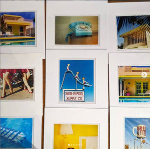 Richard Heeps - Browser Print Photograph board backed