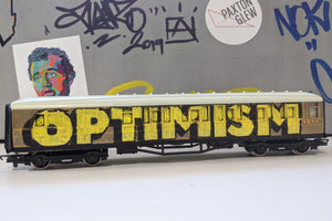 Optimism / All Change - Miniature Hornby Train - By Chum101