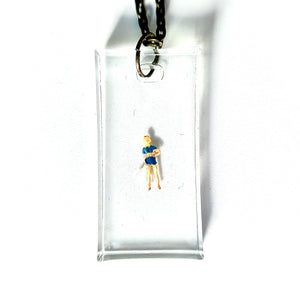 Stellen - Model Figure- No Frame necklace