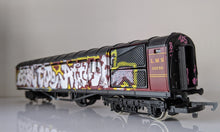 Load image into Gallery viewer, Chum101 - 'Gratitude/ Attitude' Graffitied 1:76 Carriage