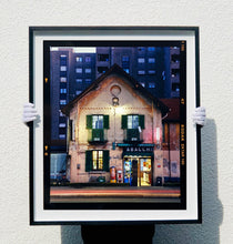 Load image into Gallery viewer, Richard Heeps - TABACCHI at Twilight Framed