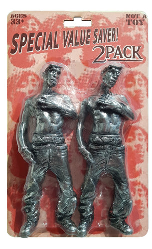 RYCA - 2 Pack Silver