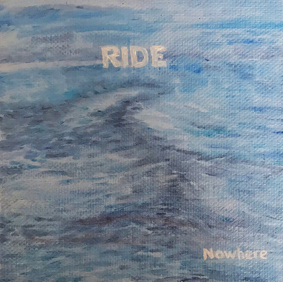 Tinsel Edwards- Ride -10x10cm original