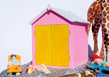 Load image into Gallery viewer, Ruth Mulvie Beach Hut: Disco Nap
