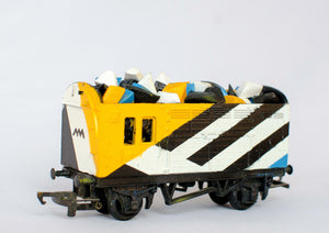Mark McClure Shape Maker 2 - Train Carriage
