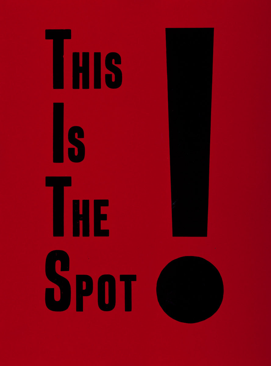 Shuby This is the Spot Print