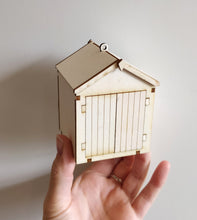 Load image into Gallery viewer, Build a TINY beach hut 1:32 model kit