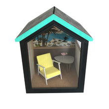 Load image into Gallery viewer, Tiny Scenic Beach Hut: Book now for Summer 2021