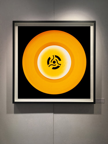 Heidler & Heeps Vinyl Collection - Yellow Recording LARGE