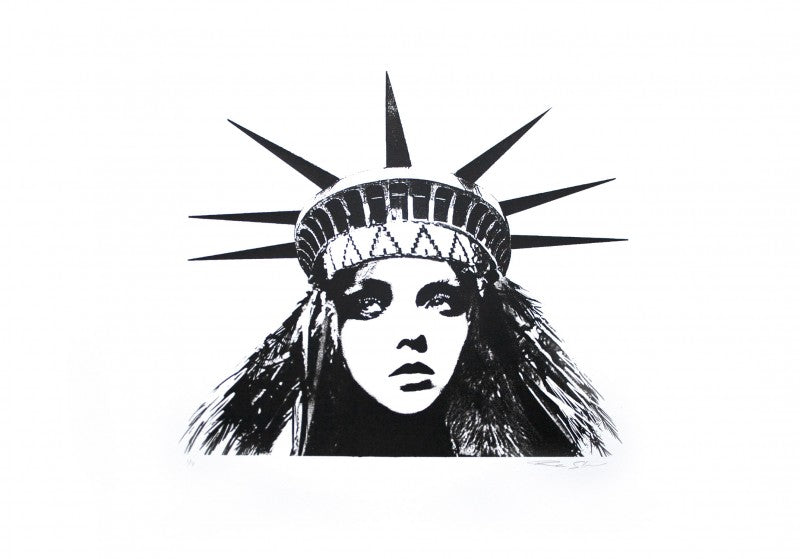 Pam Glew - Liberty Small Print Edition