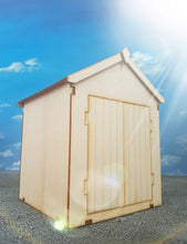 Load image into Gallery viewer, Build a beach hut 1:16 model kit