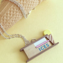 Load image into Gallery viewer, Tiny Scenic - Ice Cream Necklace