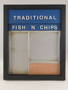 96togo Traditional chippy - Blue