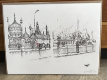 Load image into Gallery viewer, Keira Rathbone Print- Brighton Pavilion