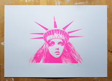 Load image into Gallery viewer, Pam Glew - Liberty Small Print Edition