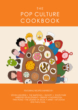 Load image into Gallery viewer, Ben Gore Pop Culture Cookery Book