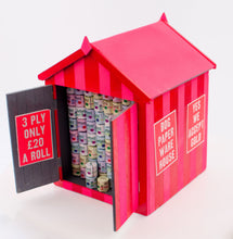 Load image into Gallery viewer, Dave Buonaguidi Beach Hut: BOG PAPER WAREHOUSE