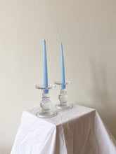 Load image into Gallery viewer, Glass Candle Holder
