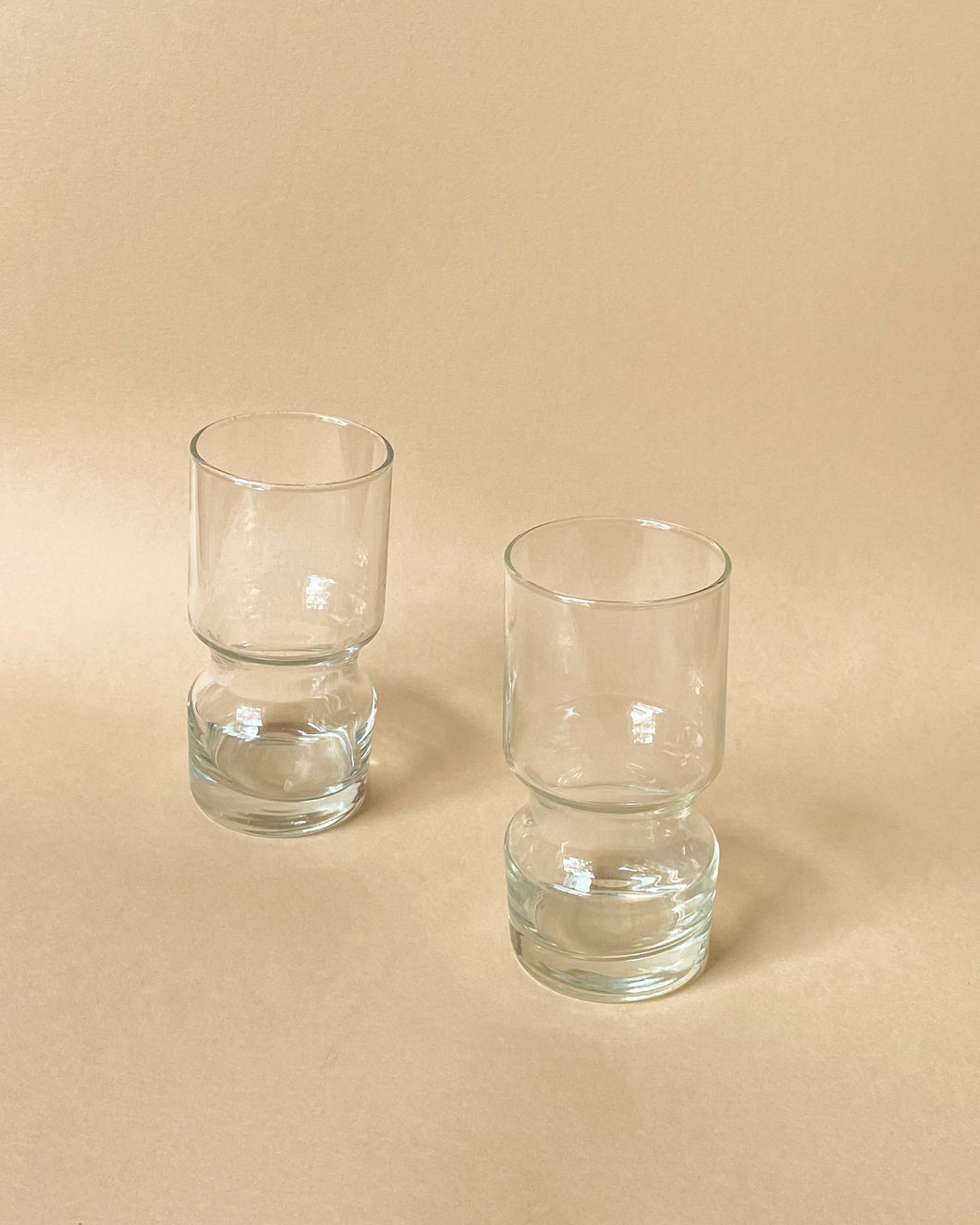 Tall Glasses | set of 2