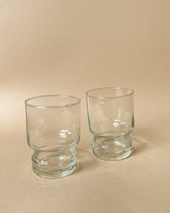 Short Glasses | set of 2
