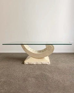 Fossil Stone Coffee Table (selling on behalf)